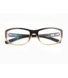 アイシーベルリン ic! berlin メガネ 眼鏡 サングラス jfk terminal2 軽量 スクエア 54口18 茶 ブラウン クリア 小物