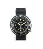 セイコー SEIKO 腕時計 ウォッチ プロスペックス ダイバースキューバー ソーラー STBR037 V147-0CK0 黒 ブラック 付属品あり 極美品