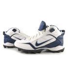 ナイキ NIKE シューズ スニーカー Land Shark フットボール 318728-141 紺 ネイビー 白 ホワイト US10.5 28.5cm 靴
