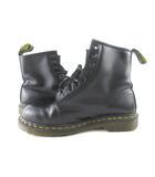 ドクターマーチン DR.MARTENS ワークブーツ 1460 8ホール レザー 黒 ブラック UK7 約26cm 革靴