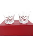 バカラ Baccarat ブラーヴァ タンブラー グラス コップ 2020 ペア 2個セット プレゼント 贈答 箱 新作