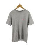 シュプリーム SUPREME Tシャツ 半袖 Small Box Logo Tee Heather Grey スモールボックスロゴ ヘザーグレー コットン S ワングラム
