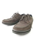 コールハーン COLE HAAN MASON 4 EYE OX メイゾン オックスフォードシューズ C11752 スエード レザー 茶 ブラウン 9M 約27cm 革靴