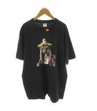 シュプリーム SUPREME Tシャツ 半袖 Rammellzee Tee ラメルジー プリント 黒 ブラック コットン L 20SS 半タグ付き