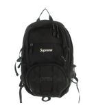 シュプリーム SUPREME Backpack バックパック リュックサック BOX LOGO ボックスロゴ 黒 ブラック 鞄 15SS