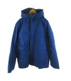 ギャップ GAP マウンテンパーカー ジャケット ブルゾン ライナー脱着可能 中綿 青 ブルー M アウター