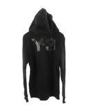 ワイスリー Y-3 adidas アディダス Yohji Yamamoto ヨウジヤマモト スウェット パーカー ロゴ ジップアップ MCL SWEAT ZU HOODY P98172 黒 ブラック S