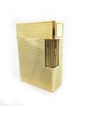 エステーデュポン S.T.DUPONT ライター ライン 1S ショート ゴールドカラー 金 20μ 喫煙具
