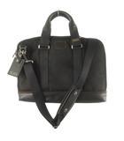 トゥミ TUMI ブリーフケース ビジネスバッグ トート ショルダー Owens Slim Brief スリム 2223390HKO ブラック ブラウン 黒 茶 レザー 鞄