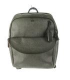 トゥミ TUMI Sinclair Hanne シンクレアハネ バックパック リュックサック デイパック 79399EG グレー ブラウン PVC レザー ビジネス 鞄