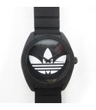 アディダス adidas 腕時計 ウォッチ クォーツ Santiago サンティアゴ ADH6167 ブラック ホワイト 黒 白