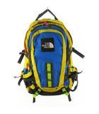 ザノースフェイス THE NORTH FACE バックパック リュックサック HOT SHOT ホットショット ブルー イエロー 青 黄色 t196/t596 鞄