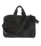 トゥミ TUMI ビジネスバッグ ショルダー ALPHA アルファ ラージ エクスパンダブル オーガナイザー コンピューター ブリーフケース 26160DH 黒 ブラック 鞄