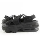 ナイキ NIKE AIR MAX/エアマックス WMNS KOKO SANDAL ココ サンダル CI8798-003 黒 ブラック US9 26cm 靴