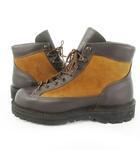 ダナー DANNER マウンテンブーツ トレッキングシューズ Uptown Ranger/アップタウンレンジャー 21300X US6.5 24.5cm レザー スエード ブラウン 茶 靴
