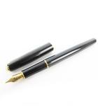 パーカー parker ソネット SONNET 万年筆 黒 ブラック ゴールド 金 ペン先 750 K18 ブランド 文房具
