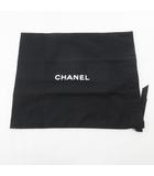シャネル CHANEL 保存袋 巾着 純正 現行 鞄 バッグ 布袋 付属品 35cm×29cm