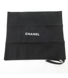シャネル CHANEL 保存袋 巾着 純正 現行 鞄 バッグ 布袋 付属品 40cm×35cm