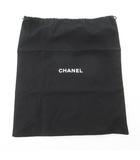 シャネル CHANEL 保存袋 巾着 純正 鞄 バッグ 布袋 付属品 33cm×40cm