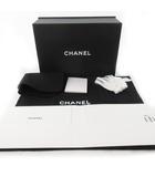 シャネル CHANEL 保存箱 空箱 マグネット式 保存袋 フルセット 冊子 カメリア クリーナー 付属品 純正 現行 バッグ 鞄 31cm×21cm×10cm