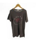 インパクティスケリー Inpaichthys Kerri Tシャツ 半袖 DELTA デザイン コットン チャコールグレー M トップス