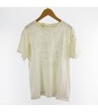 ミスターハリウッド N.HOOLYWOOD Tシャツ 半袖 161-CS15 プリント ホワイト 白 38 トップス