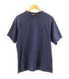 ワイスリー Y-3 アディダス ヨウジヤマモト YOUJI YAMAMOTO Tシャツ ロゴプリント 半袖 S パープル