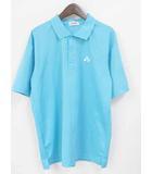 ヨネックス YONEX シャツ テニスウェア 半袖 ユニセックス 水色 青 O LL