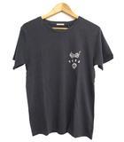 ティーシーエスエス TCSS Tシャツ カットソー プリント 半袖 M インク AST1710