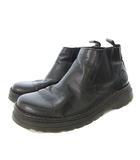 ドクターマーチン DR.MARTENS ブーツ ミルトン MILTON UK8 黒 ブラック ☆CA☆1902店 /yy0612