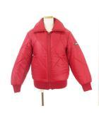 モンクレール MONCLER ski wear ジャケット スキー リバーシブル 中綿 M 赤 レッド ☆CA☆1902店 /hn0620