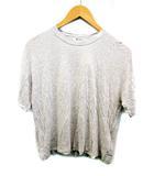 ティーバイアレキサンダーワン T by Alexanderwang Tシャツ カットソー 半袖 M グレー /VTK