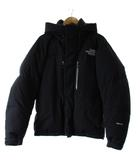 ザノースフェイス THE NORTH FACE ジャケット ダウン ロゴ バルトロライト Baltro Light Jacket ND91201 XL 黒 ブラック /SR26 ■SM