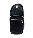オロビアンコ OROBIANCO バッグ ボディ ショルダー ロゴ 紺 /SR12