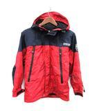ヒステリックグラマー HYSTERIC GLAMOUR 子供服 ジャケット スキーウェア スノボ 総柄 140 赤 レッド /KH ■CA12