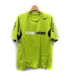 エフシーレアルブリストル F.C.Real Bristol FCRB ナイキ NIKE Tシャツ カットソー 半袖 S 黄緑 /DH5