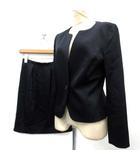 アナイ ANAYI スーツ 上下 セットアップ スカート ジャケット 36 紺 /DT ■CA直11