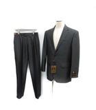 ジョルジョ フィオレッリ GIORGIO FIORELLI セットアップ 上下 スーツ ジャケット パンツ 36 グレー /TC32