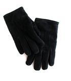 グローブス GLOVES 手袋 グローブ スエード 黒 ブラック /NT51