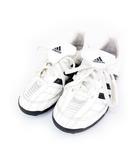 アディダス adidas キッズ 子供 スニーカー サッカー G46183 19 白 ホワイト /ew
