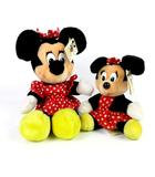 ディズニー Disney ぬいぐるみ 2個セット ミニーマウス 海外購入