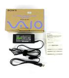 ソニー SONY パソコン AC Adaptor ACアダプタ PCGA-AC19V 19.5V 黒