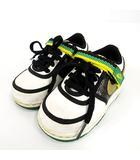 ナイキ NIKE スニーカー ロゴ ジャマイカ ホワイト 白 ブラック 黒 グリーン 緑 12