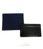 Wireless Keyboard Bluetooth ブルートゥース キーボード アイパッド プロ ipad Pro 11用カバーケース ネイビー 紺 黒
