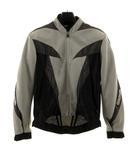 ゴールドウイン GOLDWIN ジャケット メッシュジャケット プロテクター ライダース インナー付き グレー ブラック 黒 M