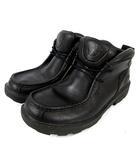 ティンバーランド Timberland ワラビー シューズ 靴 ショートブーツ レザー ブラック 黒 8.5M