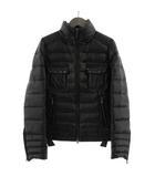 メイソングレイ MAYSON GREY ダウンジャケット ライダースジャケット スタッズ ジップアップ ブラック 黒 2