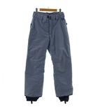 コロンビア Columbia パンツ スノーボード ロゴ 刺繍 ブルー系 青系 M