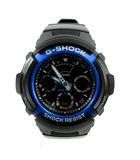 ジーショック G-SHOCK AW-591 腕時計 クオーツ ブラック 黒 ブルー 青