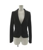 プロポーション ボディドレッシング PROPORTION BODY DRESSING ジャケット アウター テーラード ブラック 黒 2
